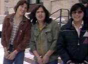 Jesse Cavanaugh, Paul Cavanaugh and Loren Grey Bear
