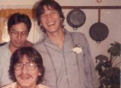 Tim Longie, Jesse Cavanaugh and Billy Cavanaugh